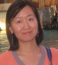 Portrait: Chun Wang